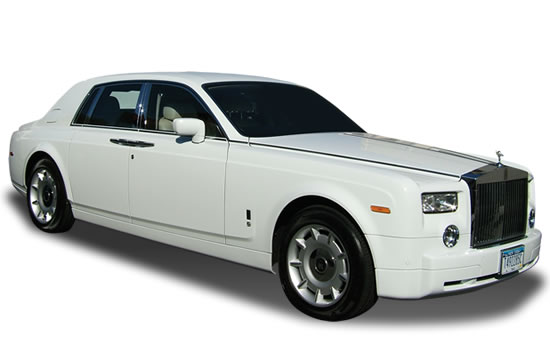 Rolls Royce Phantom Exterior Side View